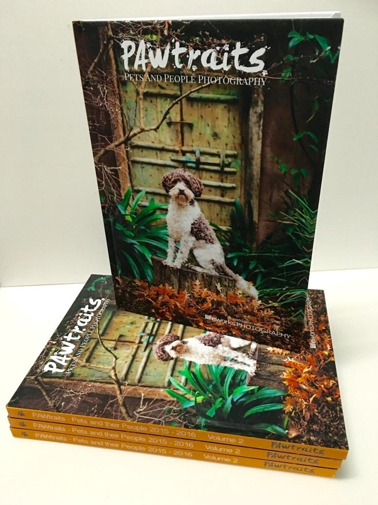 PAWtrait's Pet Book 2